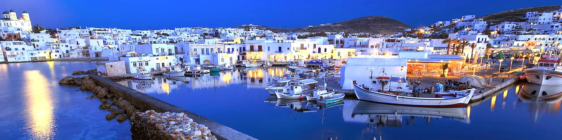 Stunning Paros Island Holidays