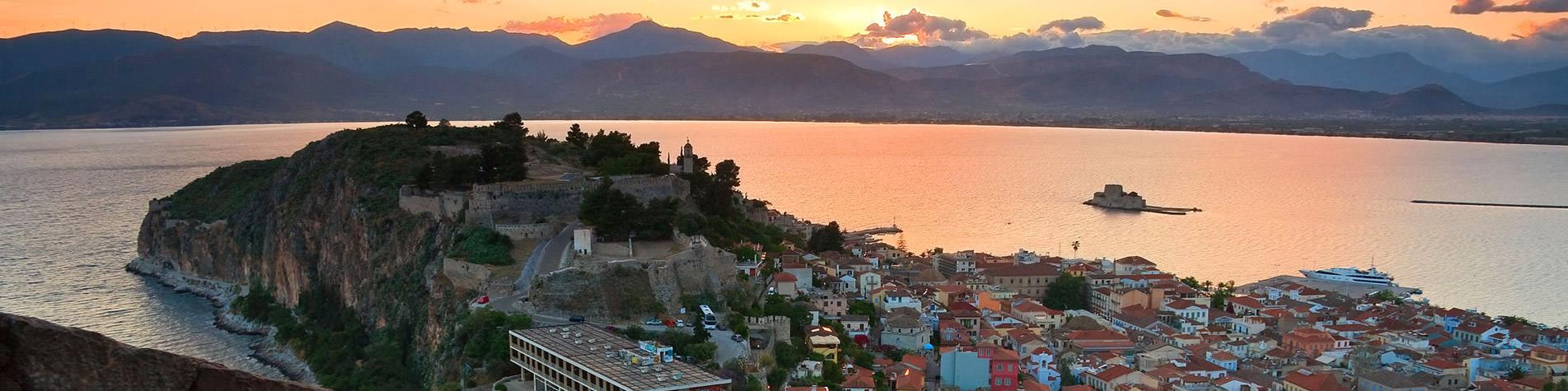 Stunning Peloponnese Holidays