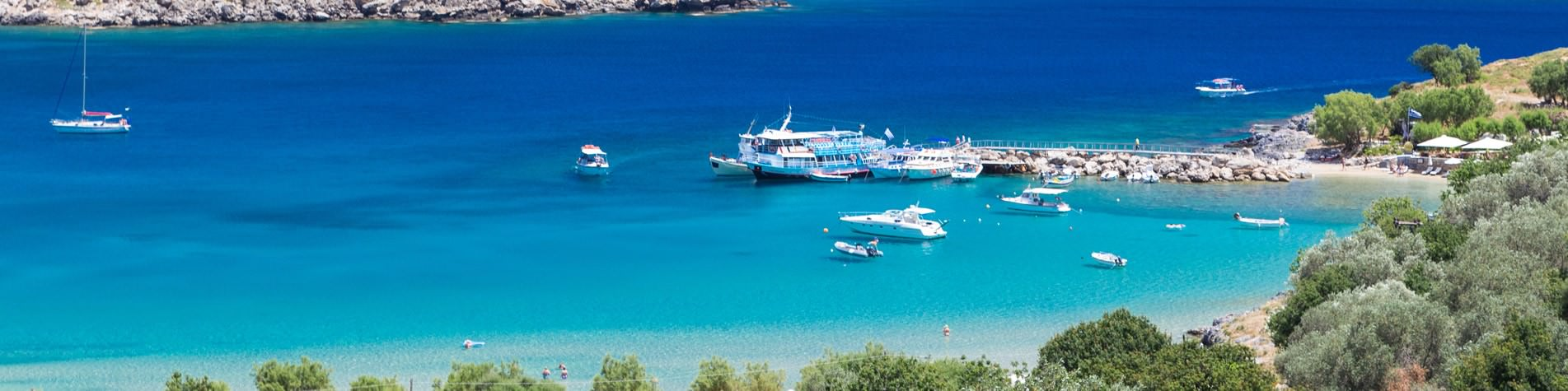 Rhodes Holidays with Cyplon Holidays