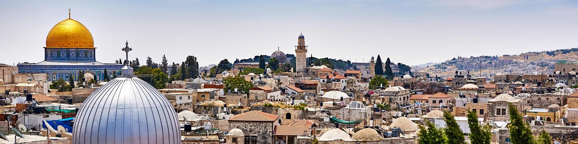 Stunning Jerusalem Holidays