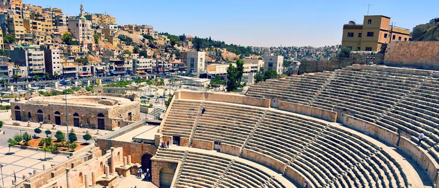 Amman Holiday Travel Guide