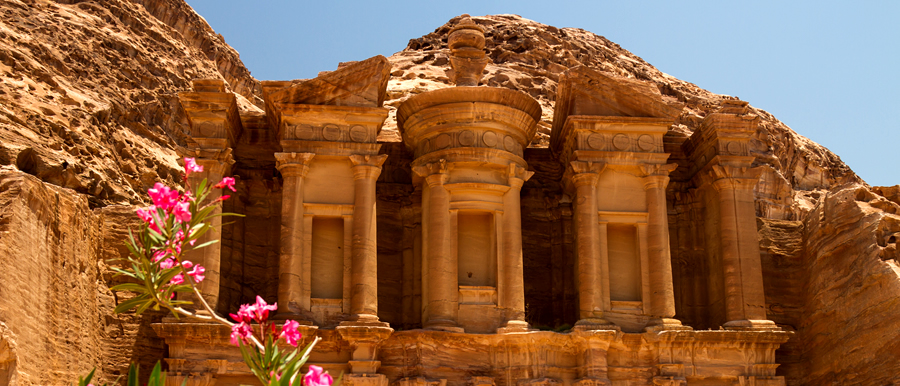 Petra: One Of The 7 New Wonders Of The World