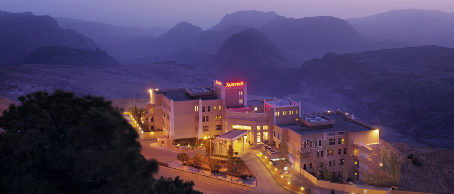 Marriott Petra Resort