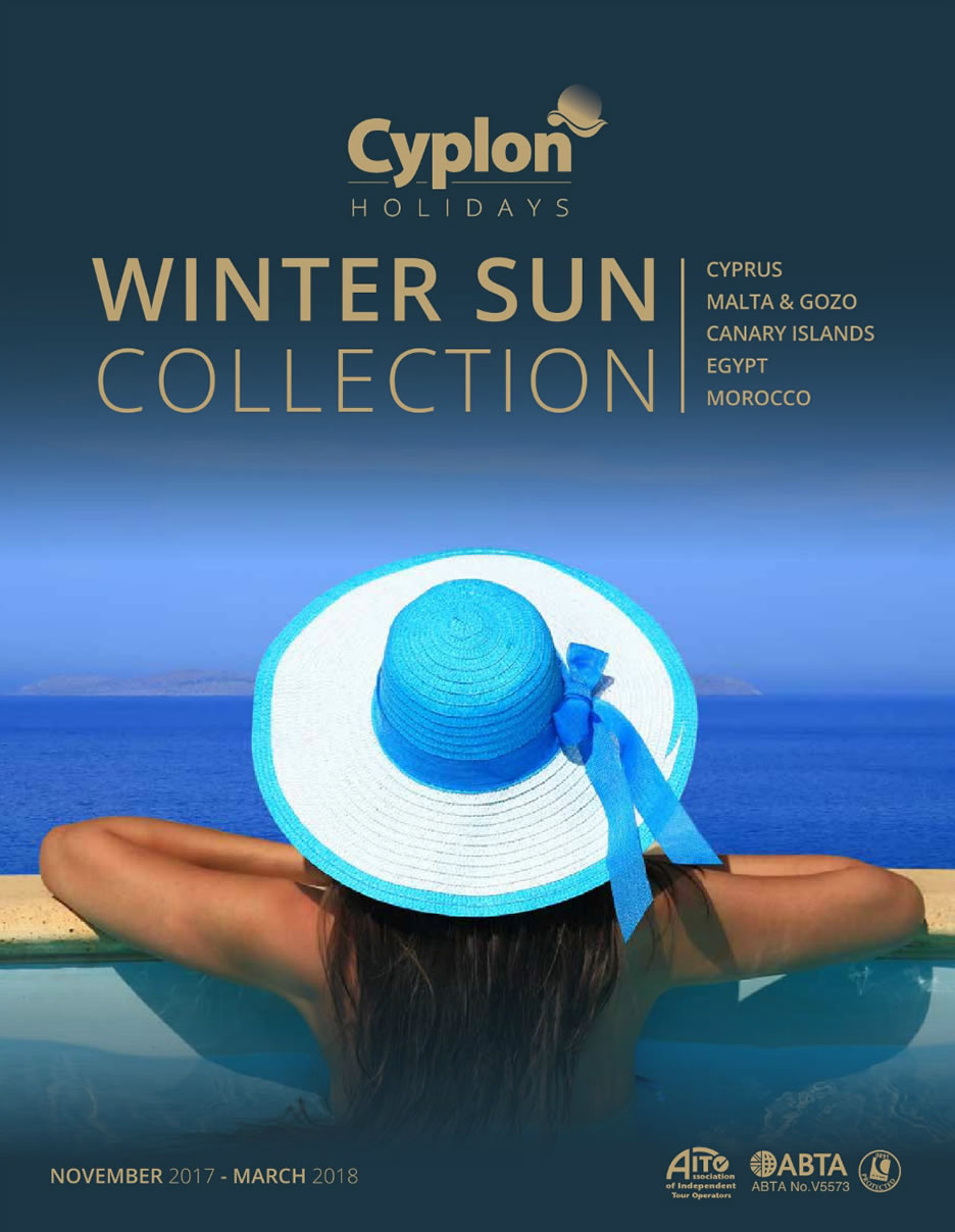 Winter Collection | Cyprus, Greece, Canary Islands, Malta