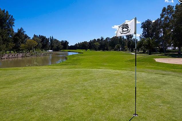 Alvor golf course