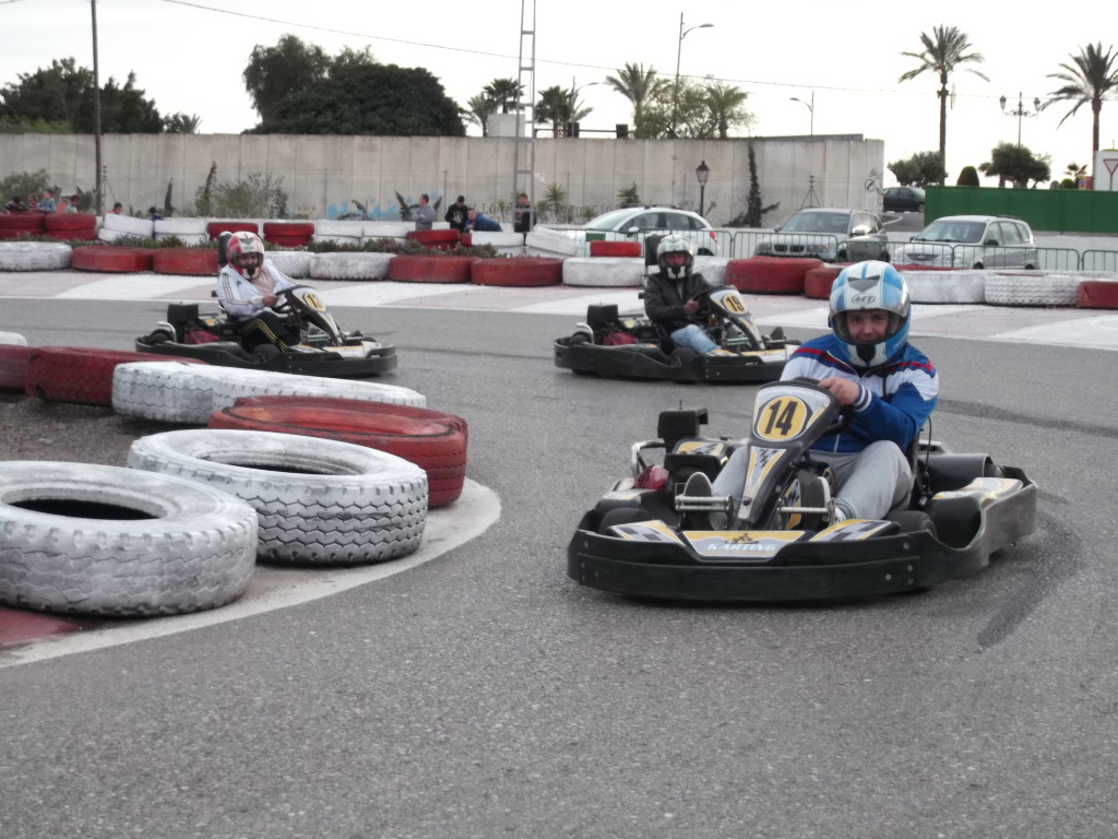 Karting in Roquetas