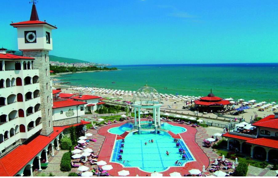 Helena Resort Sunny Beach