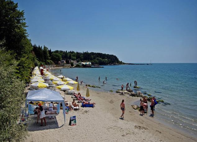 Nessebar beach