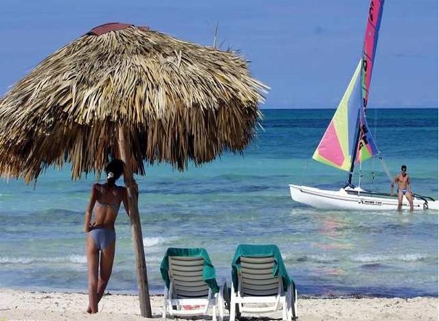 Playa Alameda beach