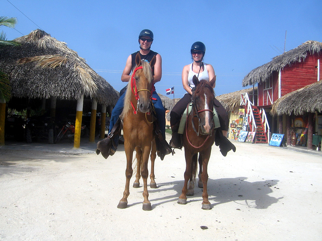Day out Horse riding