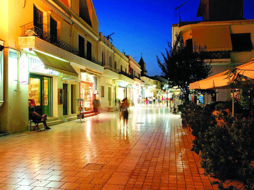 Argostoli Town