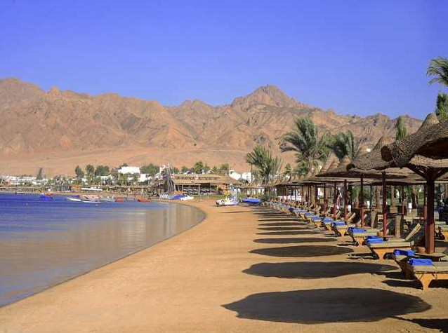 Dahab lagoon