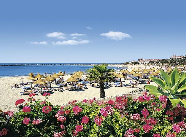 Costa Adeje beach