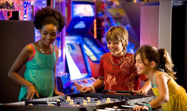 Celebrity Cruises Kids Club