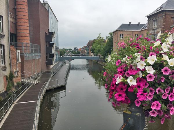 Mechelen river