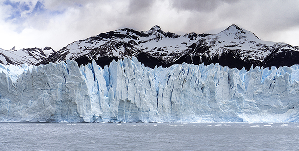 Patagonian Ice Fields, Argentina and Chile