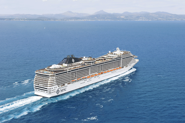 MSC Splendida ship visit | Blog | GoCruise