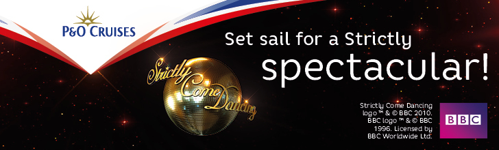 Strictly Come Dancing P&O