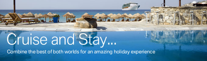 Cruise And Stay Find Great Deals On Cruise And Stay Holidays