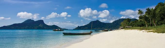 Far East & Indian Ocean cruises