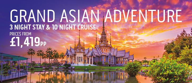 Princess Grand Asian Adventure
