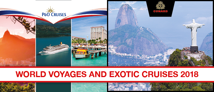 World Cruise 2018