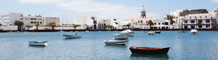Time difference uk and lanzarote