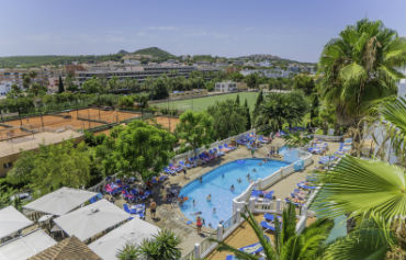 Aparthotel Holiday Center Santa Ponsa