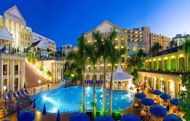 Costa Adeje Gran Hotel Costa Adeje Tenerife Canaries
