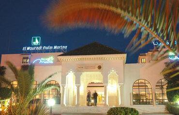 El Mouradi Palm Marina
