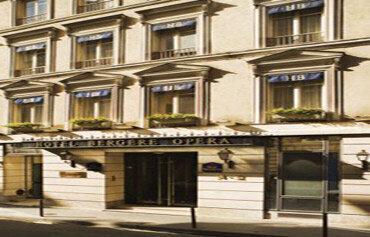 Hotel Bergere Opera