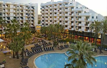 Protur Palmeras Playa Aparthotel