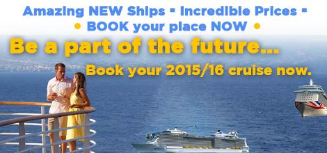 2015 Cruises
