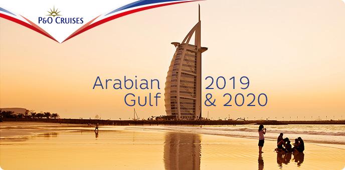 P&O Cruises - Arabian Gulf Cruises