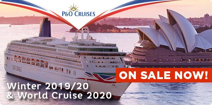 P&O Cruises - Winter 2019/20