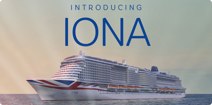 P&O Cruises - New Ship