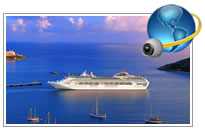 Dawn Princess Webcam