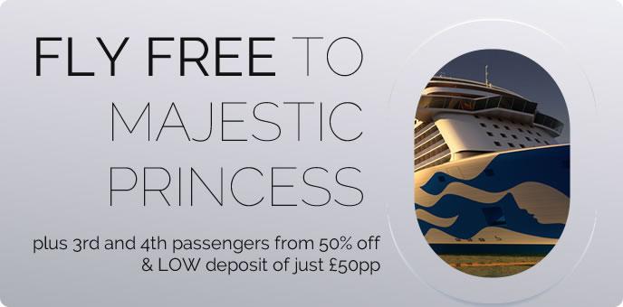 Princess Cruises - Majestic Princess - Mediterranean 2017