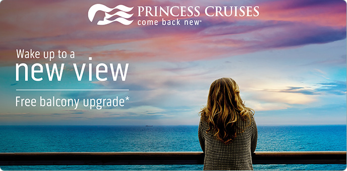 Princess Cruises - New View