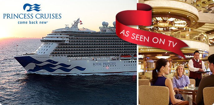 Princess Cruises - Royal Princess Cruises