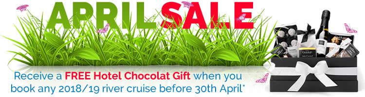 River Cruising April Sale