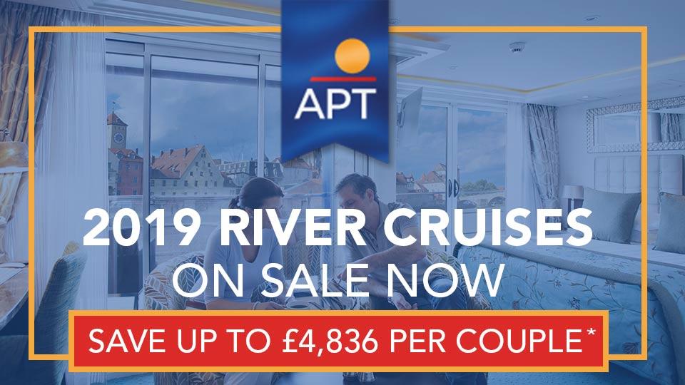 APT 2019 River Cruises