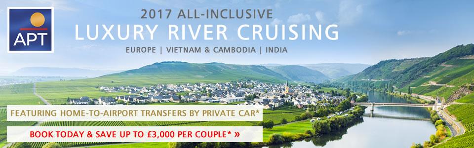 APT 2017 Luxury River Cruises
