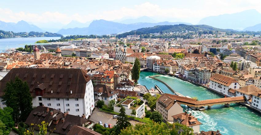Lucerne River Cruises