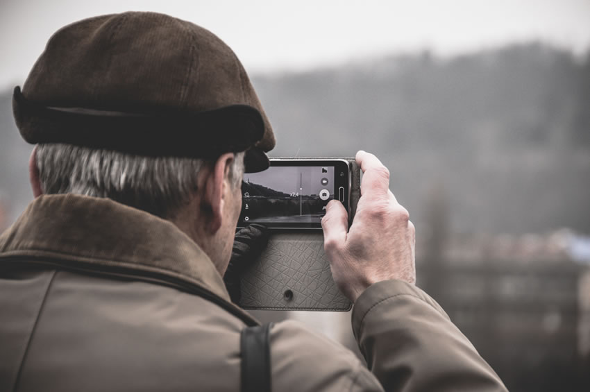 Smartphone Photographer