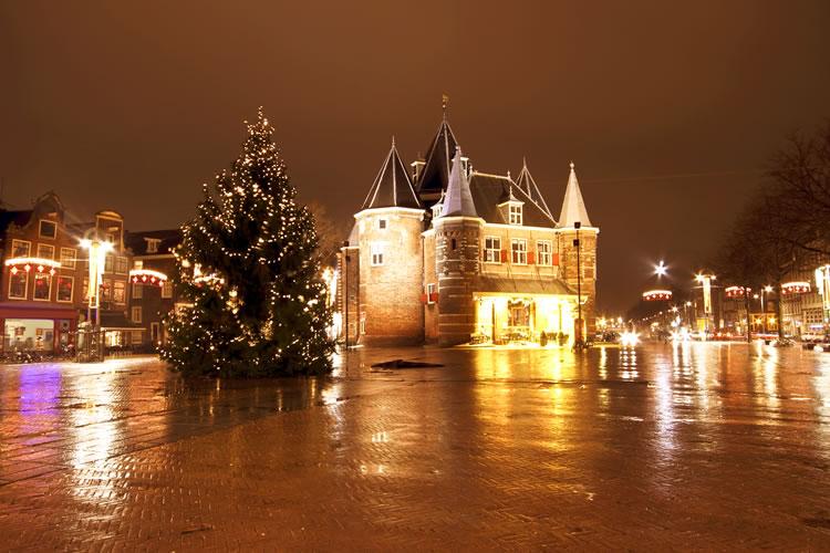 Amsterdam Christmas  Markets