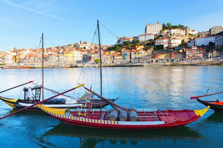 Boats, Douro