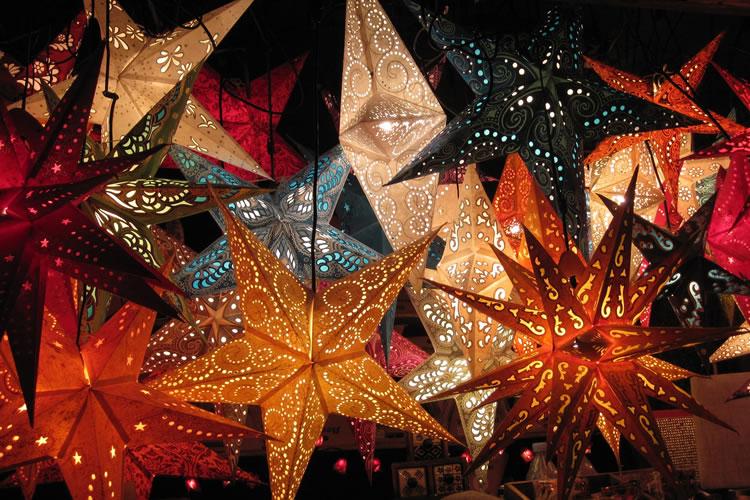 Chrsitmas Stars