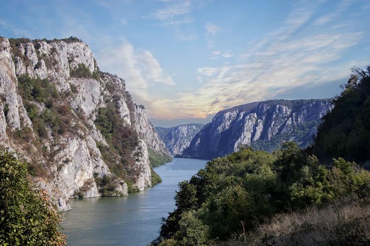 Iron Gates, Danube