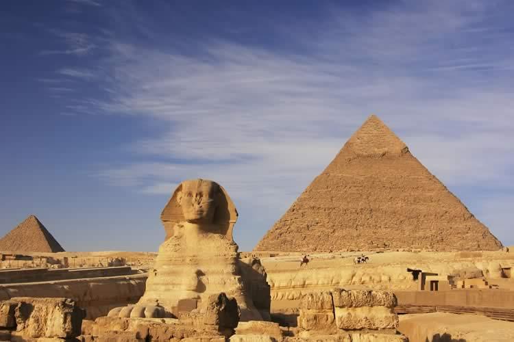 Egypt, Sphinx, Pyramid